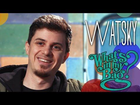 Watsky - What's In My Bag?