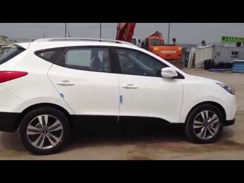 Hyundai Tucson, ix35 ,2014год,Interior and exterior,2l,2wd,modern