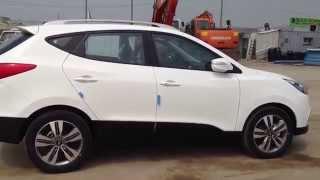 Hyundai Tucson, ix35 ,2014год,Interior and exterior,2l,2wd,modern