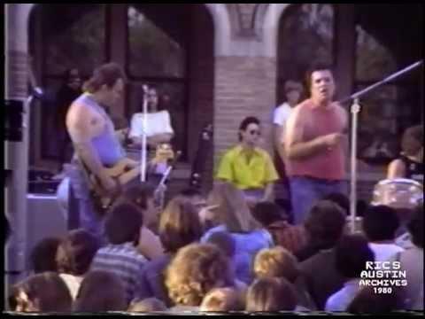 Big Boys & Terminal Mind at Austin Street Dance in 1980
