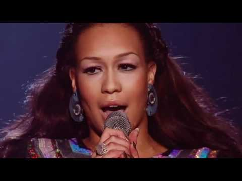 Rebecca Ferguson and Christina Aguilera sing Beautiful - The X Factor Live Final (Full Version)