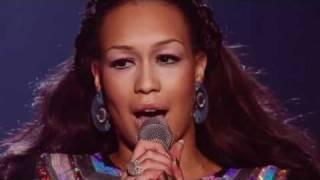 Rebecca Ferguson and Christina Aguilera sing Beautiful - The X Factor Live Final (Full Version)