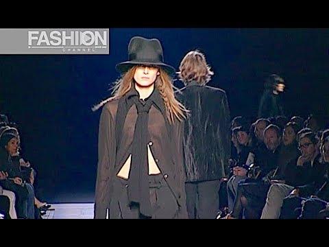 ANN DEMEULEMEESTER Fall 2003 2004 Paris - Fashion Channel