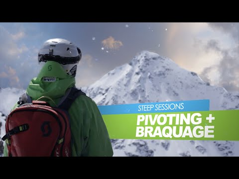 STEEP SESSIONS - Pivoting + Braquage (Warren Smith Ski Academy)