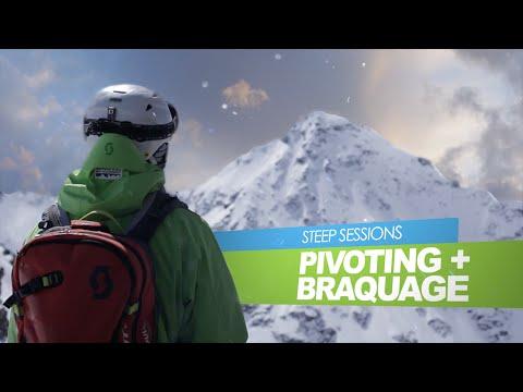 STEEP SESSIONS - Pivoting + Braquage (Warren Smith Ski Academy)