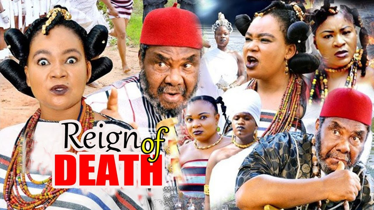 Download Reign Of Death part 1&2 - Pete Edochie|Rachael Okonkwo Latest 2020 Nigerian Nollywood Movie