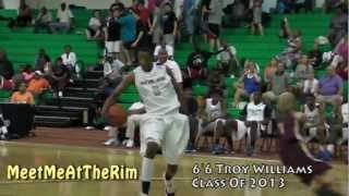 2012 Hoop Group Southern Jam Fest Recap Troy Williams, Anthony Barber, Dwayne Morgan DOMINATE