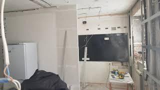 Ремонт Квартир в Новосибирске - Косметический ремонт однокомнатной квартиры по ул. Дачная