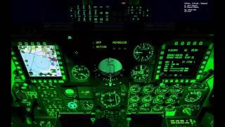 DCS: A-10C ILS (計器進入方式)着陸 完全版 [ベーシックフライト3]