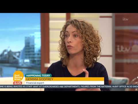Financial Expert Gemma Godrey on the Post-Brexit Economy | Good Morning Britain