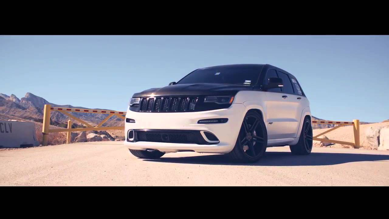 85b44ad77c2 Jeep Grand Cherokee SRT8 on Vossen Forged VPS-302 Wheels - YouTube