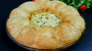 НОВИНКА Необычный рецепт Вы Будете В Восторге От Результата Булочки с сыром УЗБЕЧКА ГОТОВИТ