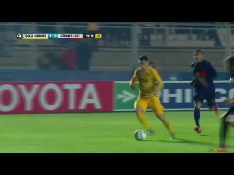 Boca 2 - Güemes (SE) 0 Gol Cristian Pavon / 32avos de final Copa Argentina 2016