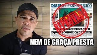 Baixar DIÁRIO DE PERNAMBUCO CRIA FAKE NEWS CONTRA BOLSONARO
