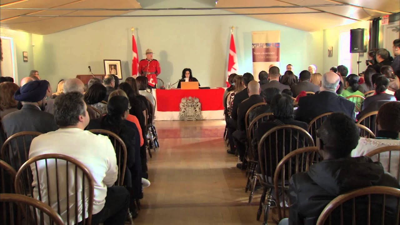 Prepare for the citizenship ceremony - Canada ca