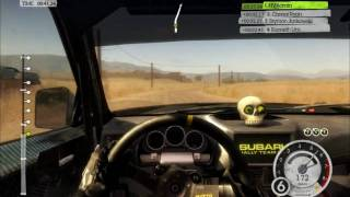 Colin McRae: DiRT 2 PC Gameplay - Marocco, Ait Benhaddou (In-Car)