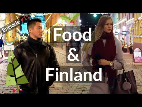Christmas Finland | Finland Food & Eating Food in Helsinki