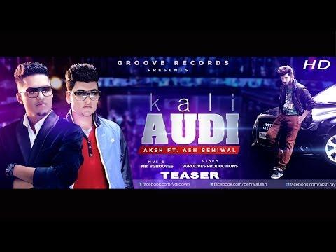 Kali Audi | Teaser | Haryanvi Song | Aksh | Ash Beniwal | Mr Vgrooves |