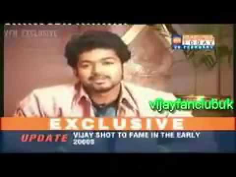 Vijay Anna Singing Inji Idupalaga Song