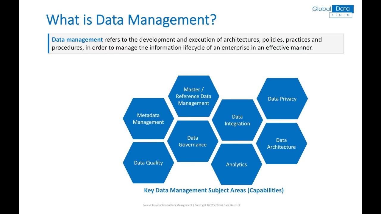 how to develop database management system