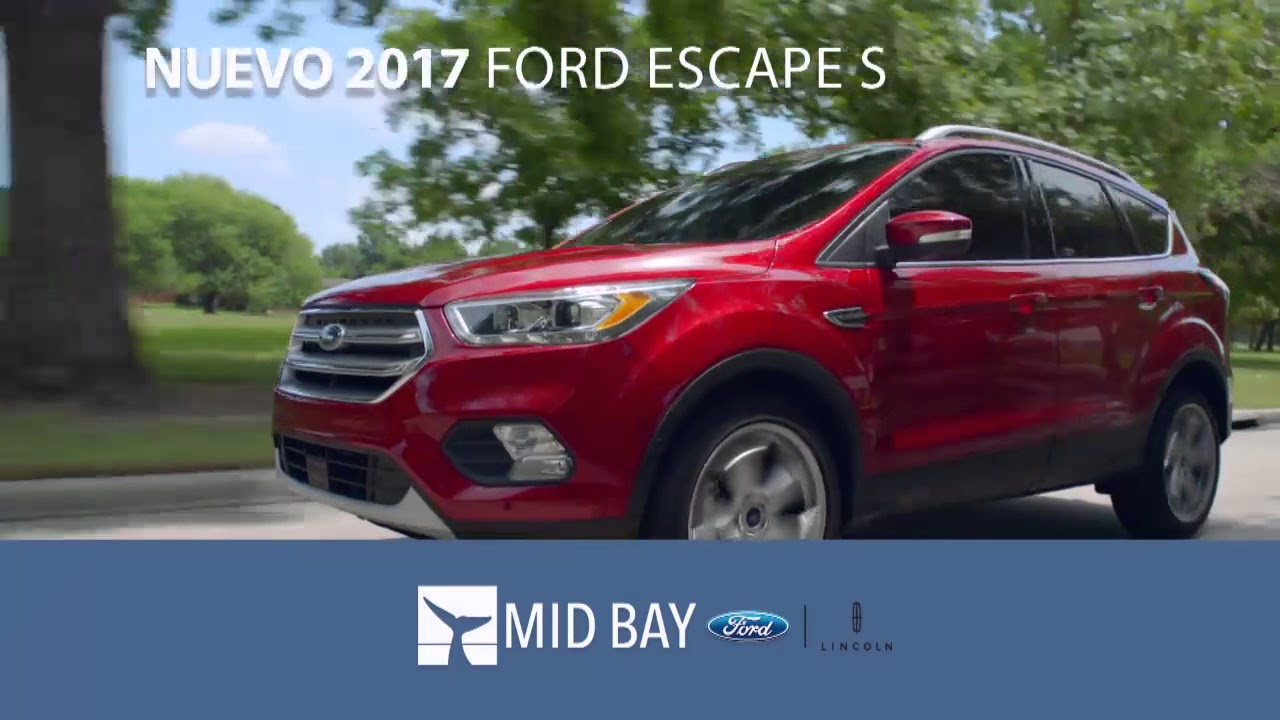 Mid Bay Ford >> Mid Bay Ford Lincoln 2017 Ford Escape Explorer Estrella August 2017