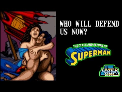 Death and Return of Superman - Full Playthrough