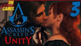 Прохождение Assassin's Creed: Unity (Единство) [HD PC] - Часть 3 (Французский поцелуй)(Это Прохождение игры Assassin's Creed: Unity (Единство) на Русском языке, на PC (ПК) в Full HD 1080p. РЕКЛАМА на канале: https://vk.com/t..., 2014-12-23T15:50:14.000Z)