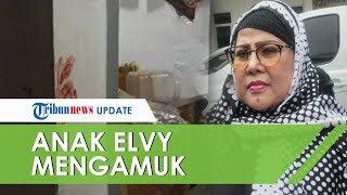 Pernah Gangguan Jiwa, Anak Elvy Sukaesih Mengamuk di Warung sampai Dilaporkan ke Polisi