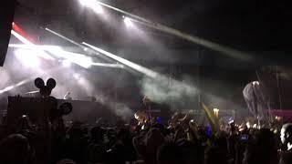Deadmau5 at Imagine Music Festival 2017 (4K HD)