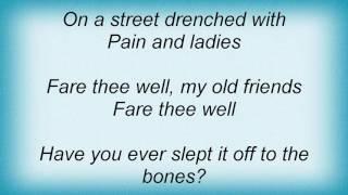 Ryan Adams - Starlite Diner Lyrics