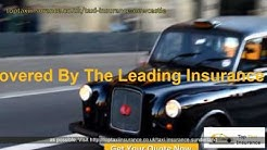 Sunderland UK Taxi Insurance