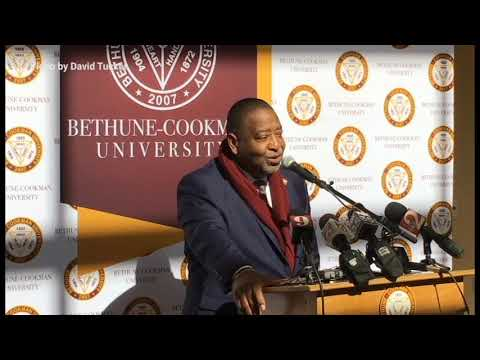 Bethune-Cookman University officials speak out about financial situation