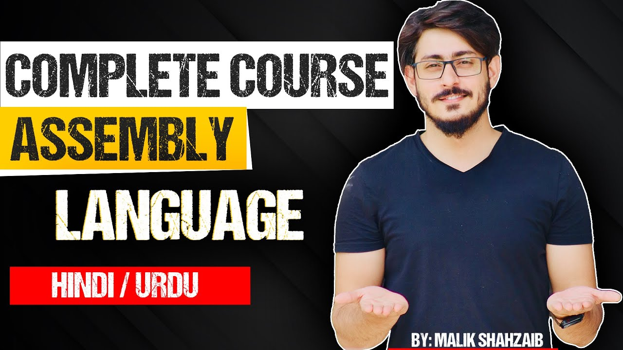 Introduction to Assembly Language Programming Tutorial in Urdu Hindi | best  intro