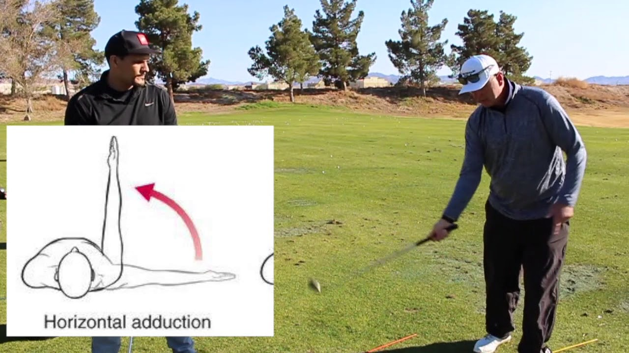 Golf, using the Arms and Body together for Powerful Consistency with Tony  Luczak, PGA