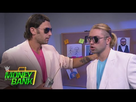 "Breezango receive a mysterious clue in the latest ""Fashion Files"": WWE Money in the Bank 2017"