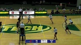 Arkansas Tech Volleyball vs. Harding
