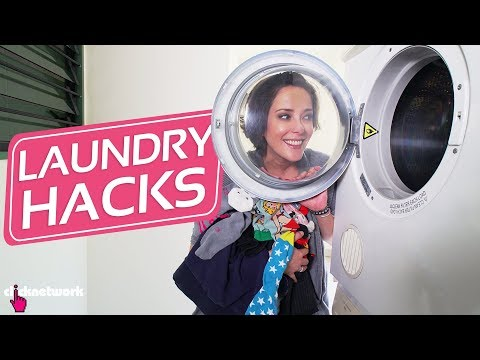 Laundry Hacks - Hack It: EP75