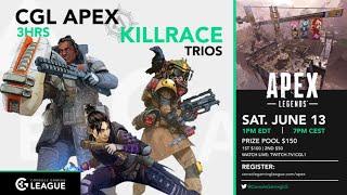 $150 Apex Legends Killrace 06-13-20