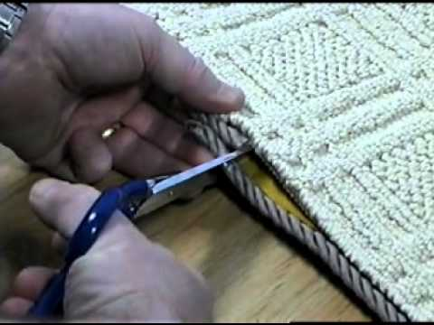 Reasons For Instabind Diy On Site Carpet Binding Youtube