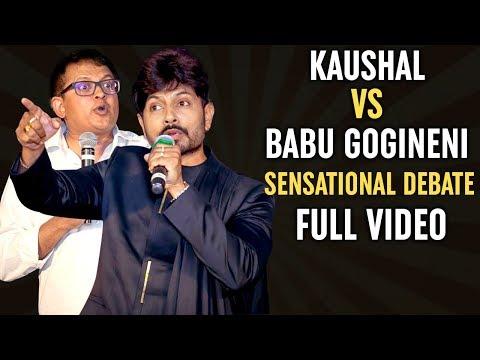 Kaushal and Babu