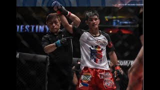 ONE: Danny Kingad happy to play gatekeeper if Geje Eustaquio wins ONE title
