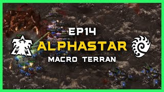 AlphaStar Macro Terran Ep14 [ZvT] Deepmind A.I. Starcraft 2