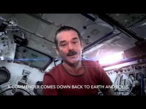 Space Oddity - Lyrics -  Chris Hadfield