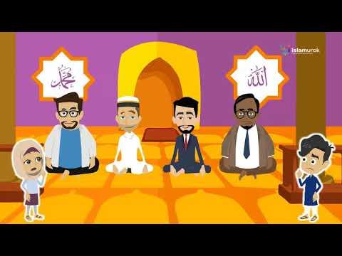 Основы Ислама┃ Урок 1 ┃Кто такие мусульмане?
