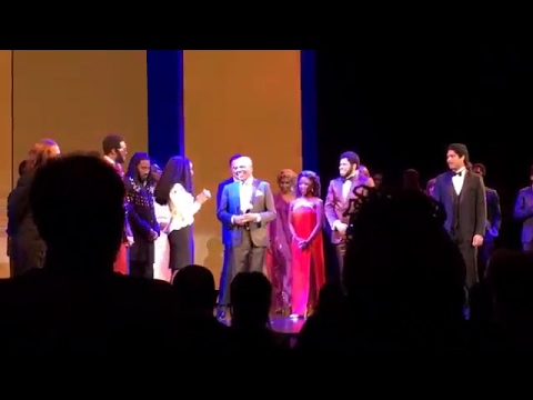 "Berry Gordy surprises Detroiters at ""Motown The Musical"""