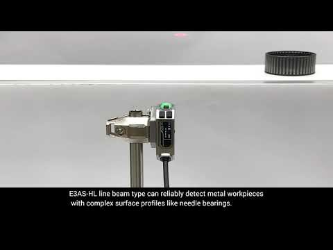 OMRON E3AS HL Bearing Detection