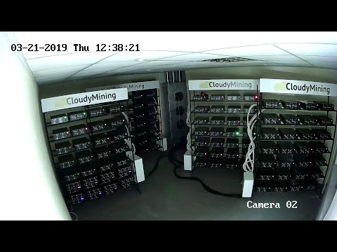 🔴LIVE of mining CloudyMining