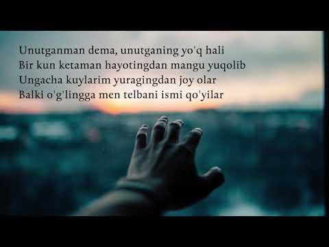 Yolg'izbek Ft. Eldar - Qutqar Meni (Lyrics)