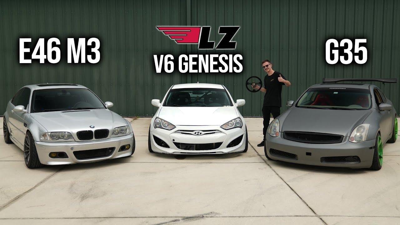 Download Testing my New Rental Drift Cars!