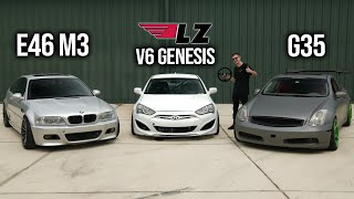homepage tile video photo for Testing my New Rental Drift Cars!